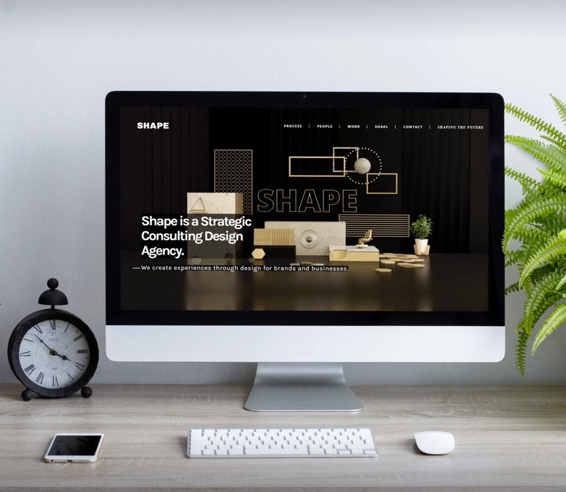 Design agency Strategic consulting Casablanca Morocco design web